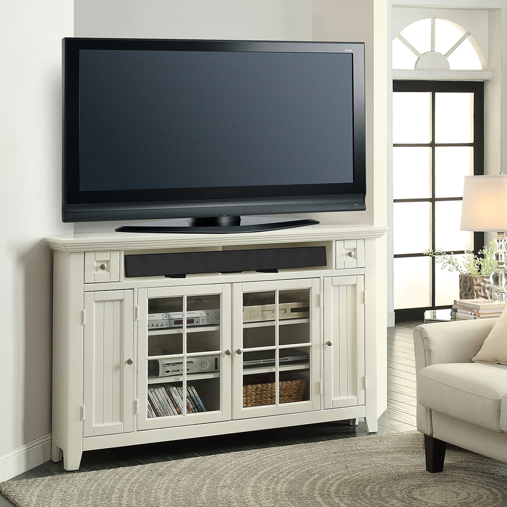 Parker House Tid 62cr Tidewater 62 Quot Corner Tv Stand