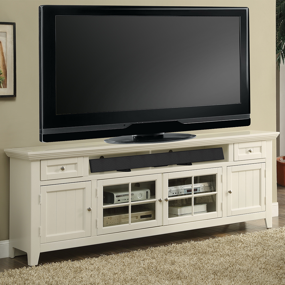Beautiful TV Television Stands 71 & Wider at Dynamic Home Decor MJ76