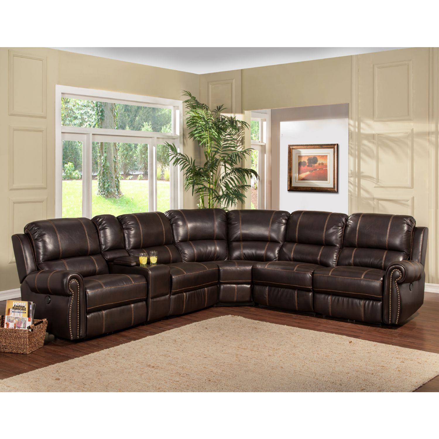 Parker House MWEB PACKA SUM Webber 6 Piece Power Recliner Sofa