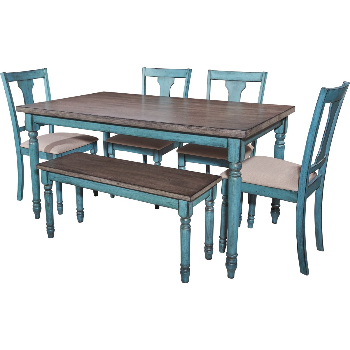 Powell 16D8214 on Powell Furniture Dining Sets