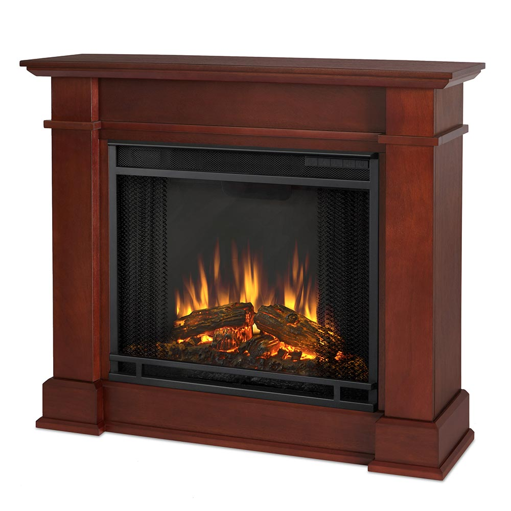 Real Flame 1220e De Devin Indoor Electric Fireplace In