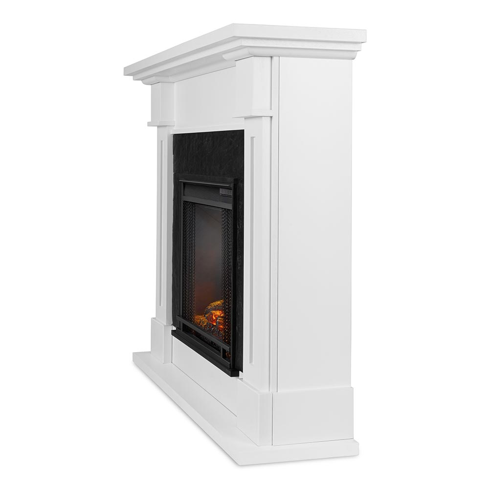 real flame 6030e w kipling indoor ventless electric fireplace in