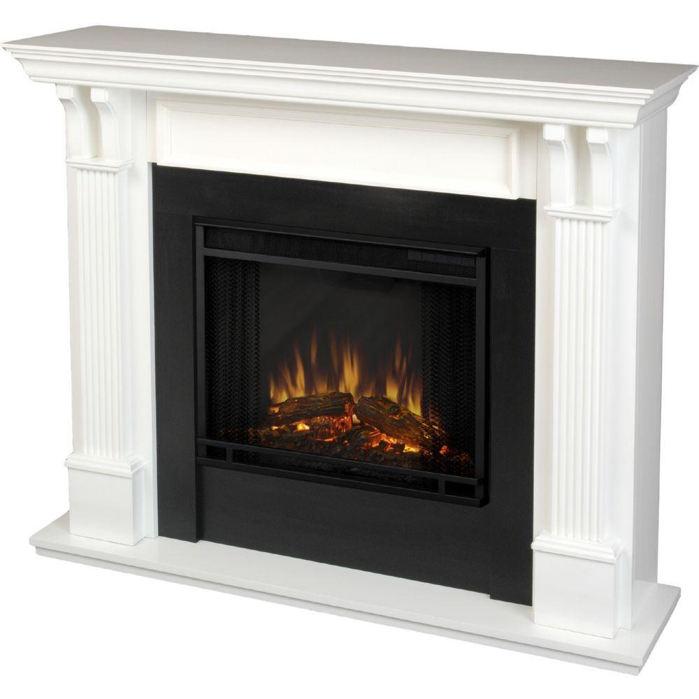 Real Flame 7100e W