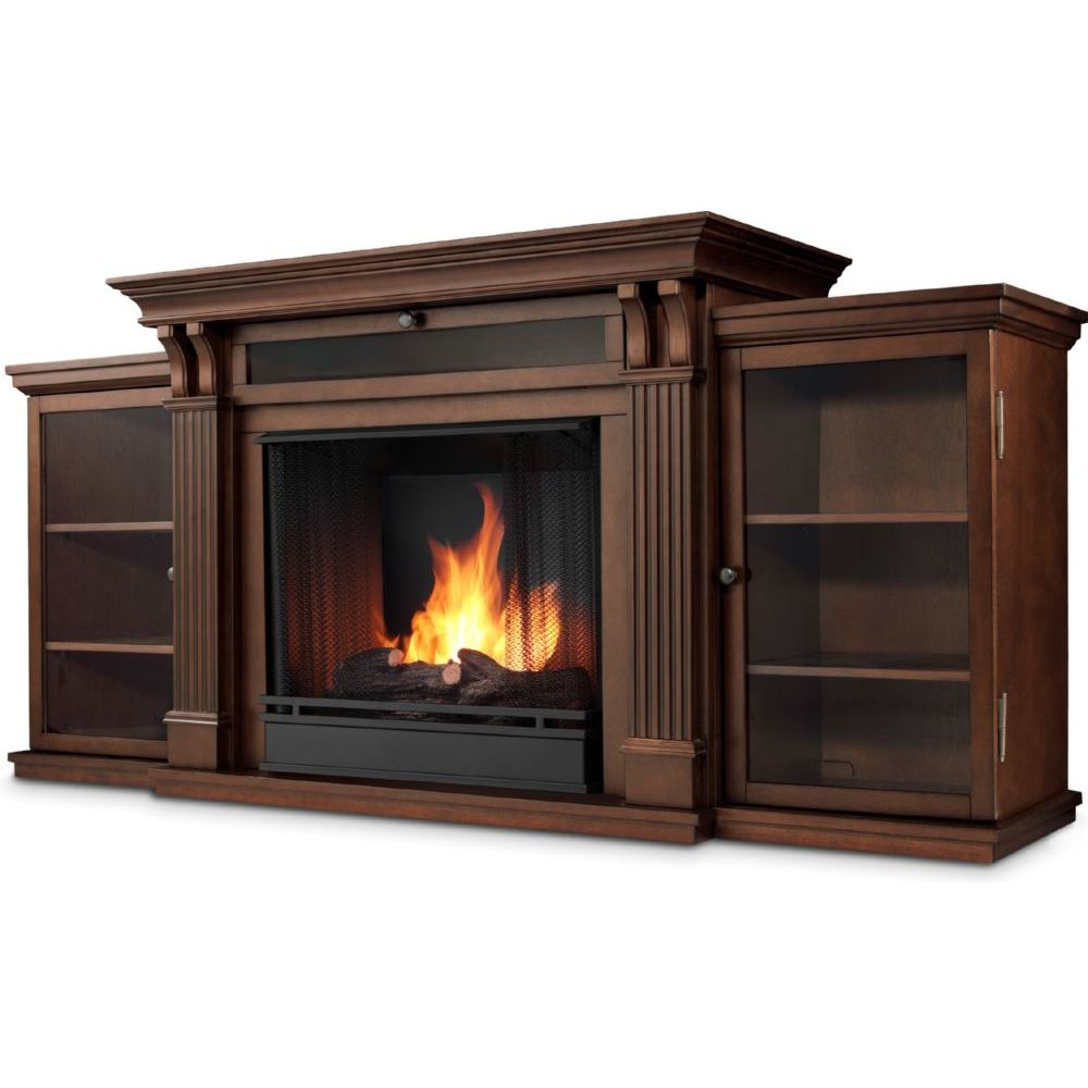 Electric Fireplace With Tv Stand kaswus
