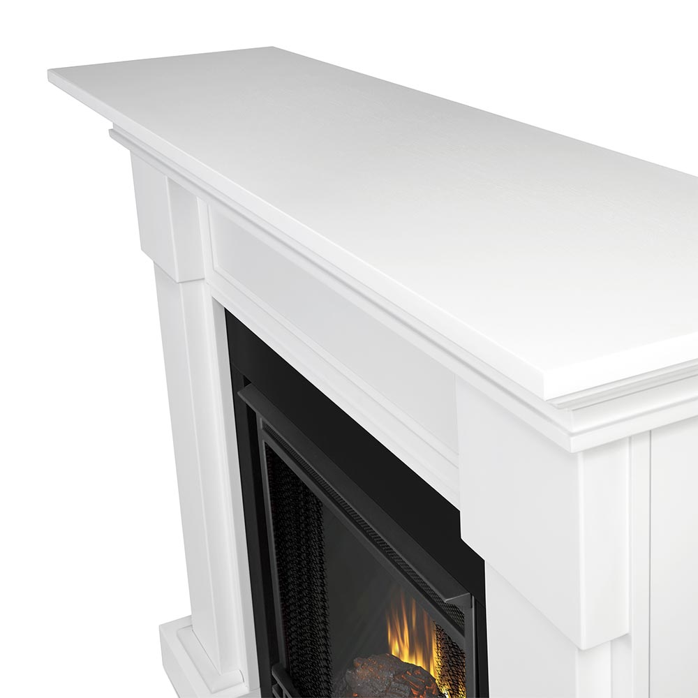 real flame 7910e w hillcrest indoor ventless electric fireplace in