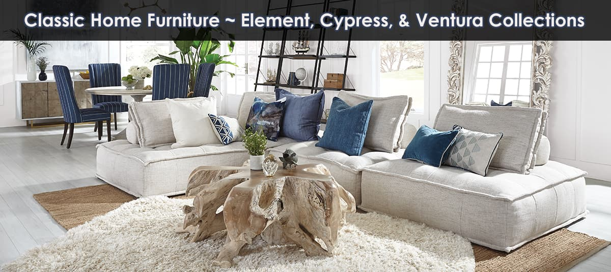 Classic Home Furniture at Dynamic Home Decor