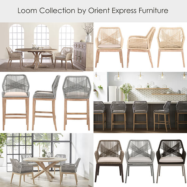 Orient Express Loom Collection