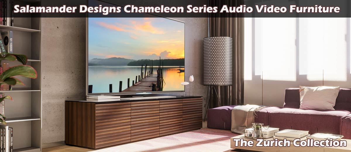 Salamander Chameleon Cabinets at Dynamic Home Decor