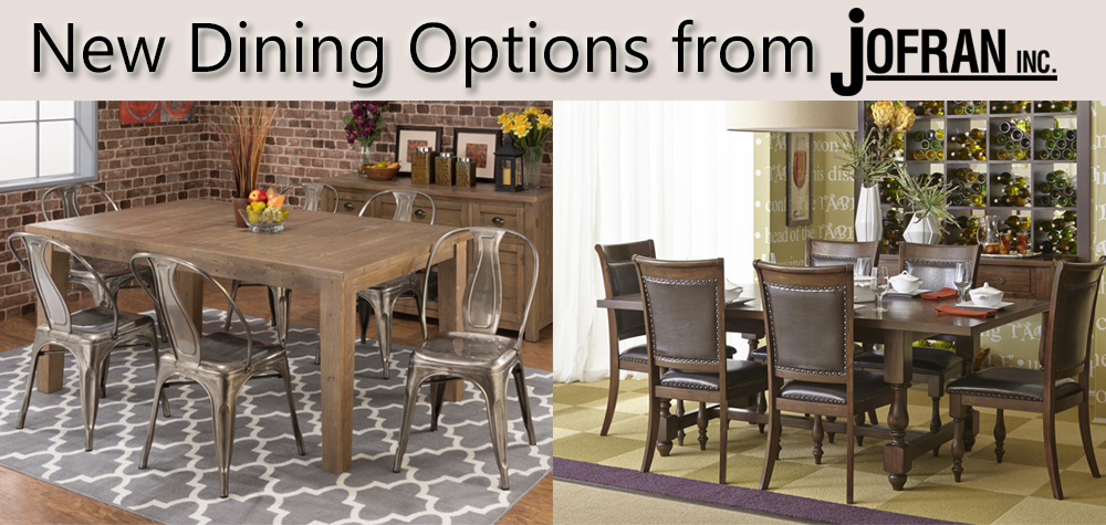 Jofran Dining and Occasional Furniture