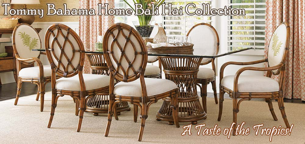 Tommy Bahama Home Bali Hai Collection