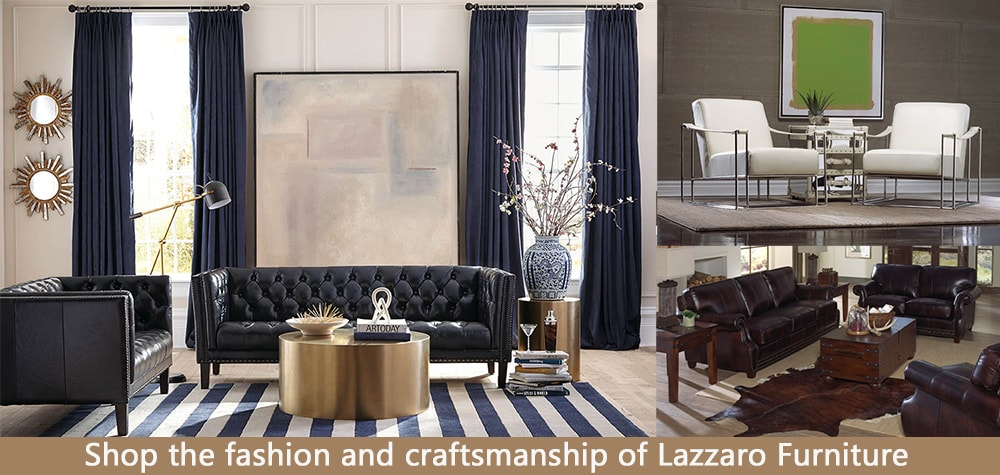 Lazzaro Leather & Home Furnishings