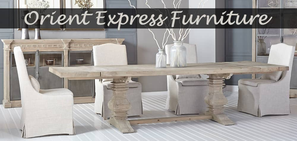 Orient Express Furniture at Dynamic Home Decor