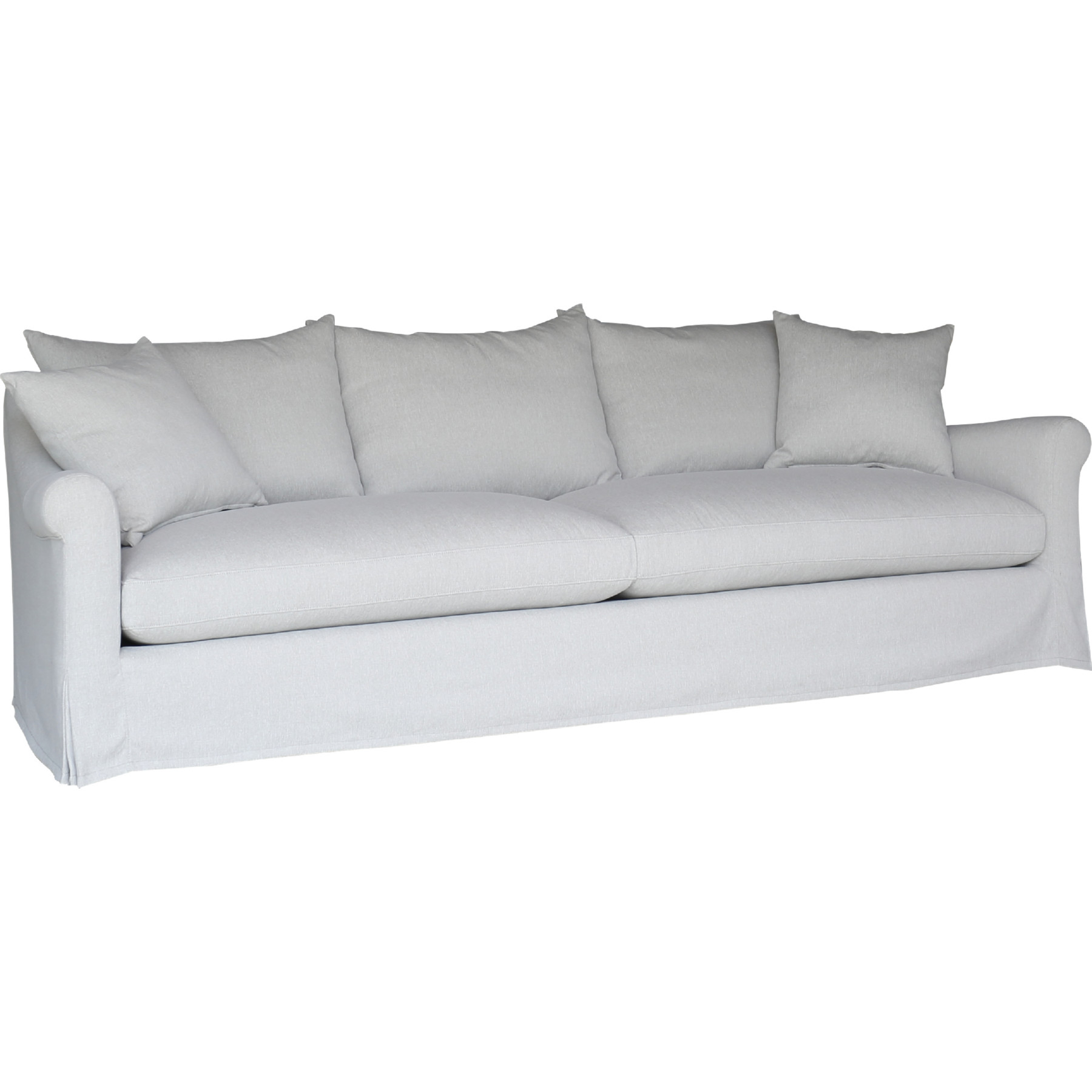 Fabulous Celeste Sofa In Twill Linen Slip Cover By Spectra Home Furnishings Gamerscity Chair Design For Home Gamerscityorg