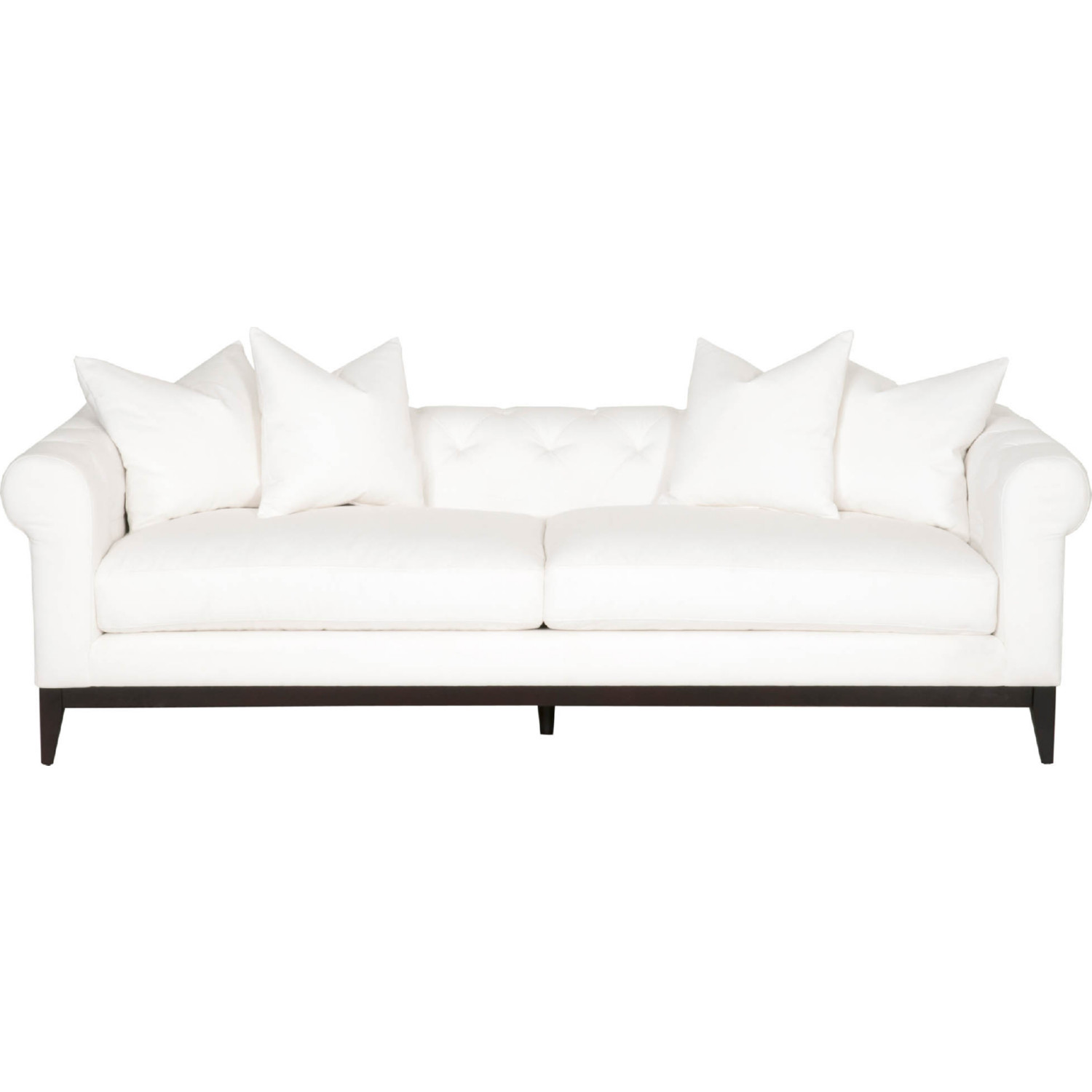 Fine Tux 96 Modern Chesterfield Sofa In Pearl Fabric By Orient Express Furniture Dailytribune Chair Design For Home Dailytribuneorg