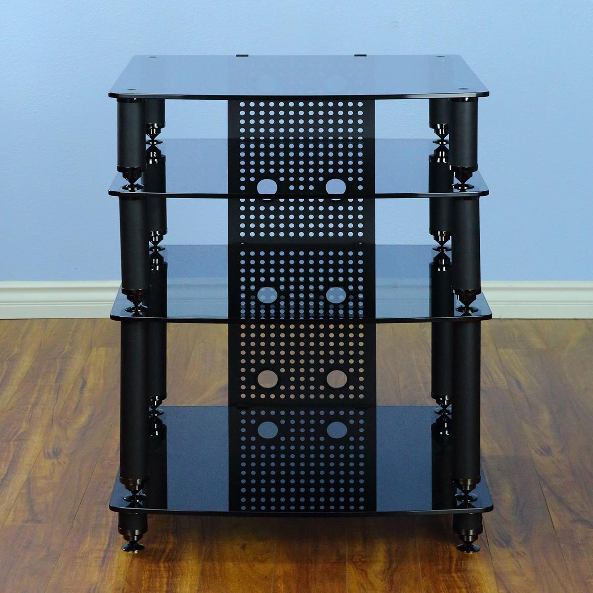 Vti 36444 36000 Series Professional Audio Rack In Black W
